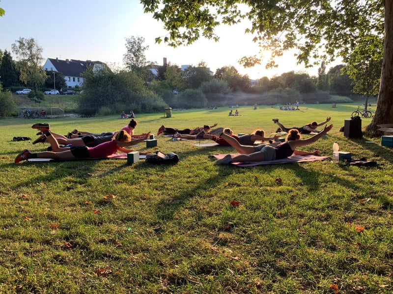 Outdoor Fitness Kurse in Paderborn