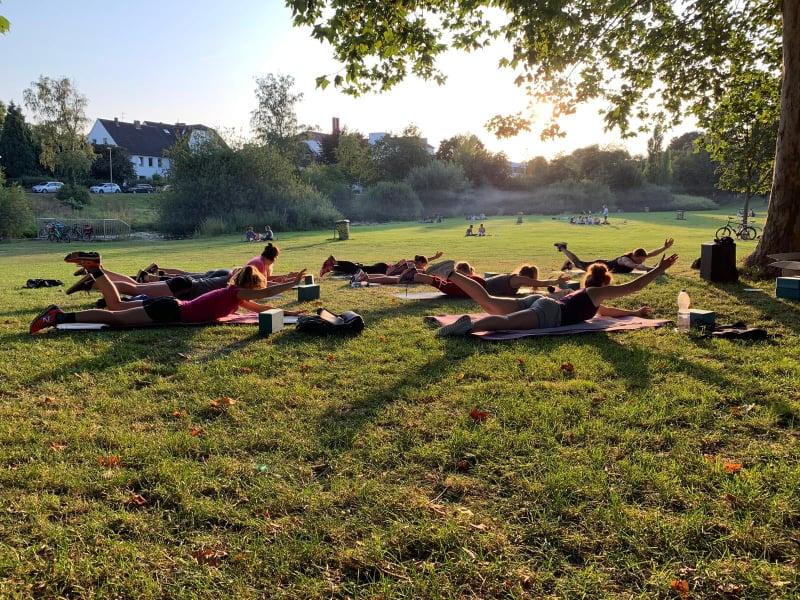 Outdoor Fitness Kurse in Paderborn