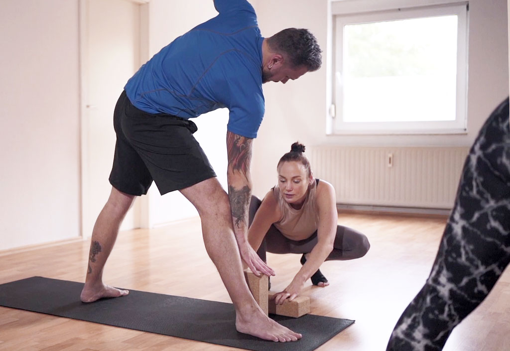 Yoga und Fitness in Paderborn