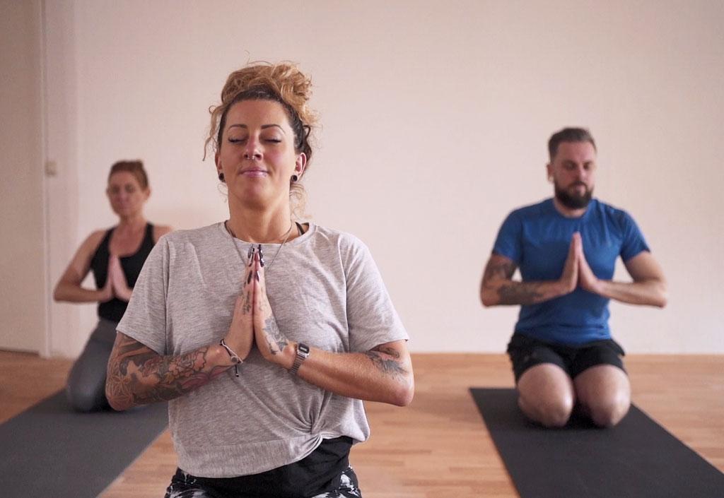 Hatha Yoga Paderborn